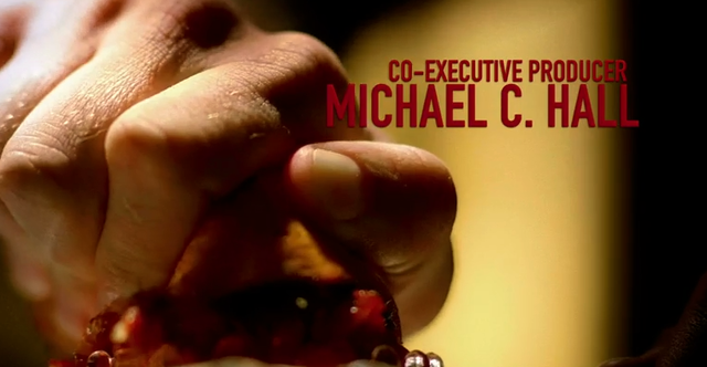 Ce-executive producer Michael.C.Hall - 1.07 minutes