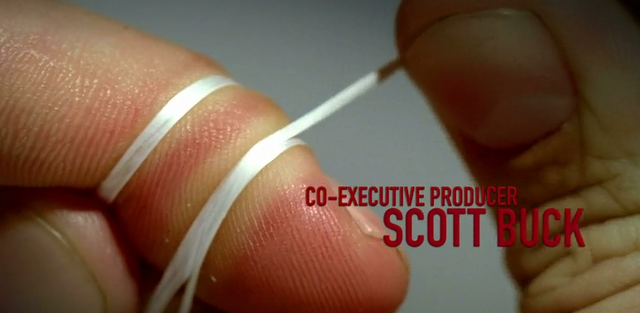 Co-executive producer Scott Buck - 1.12 minutes