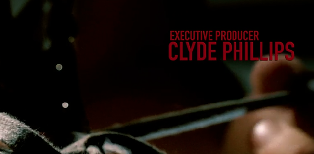 Executive producer Clyde Phillips - 1.23 minutes