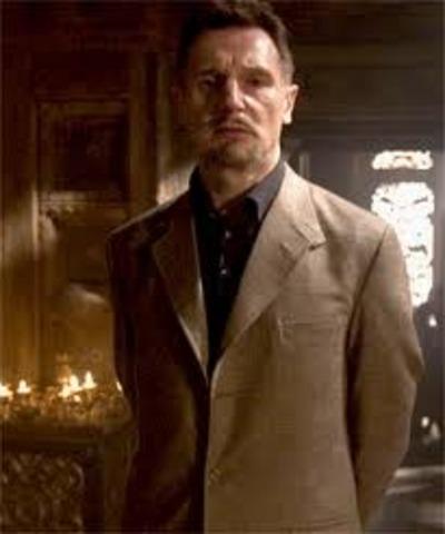 Liam Neeson is Born