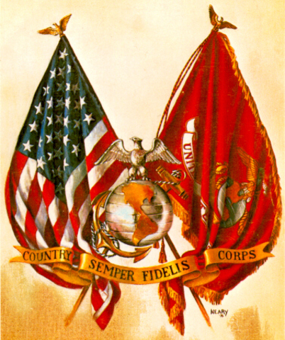 Continental Marines Established