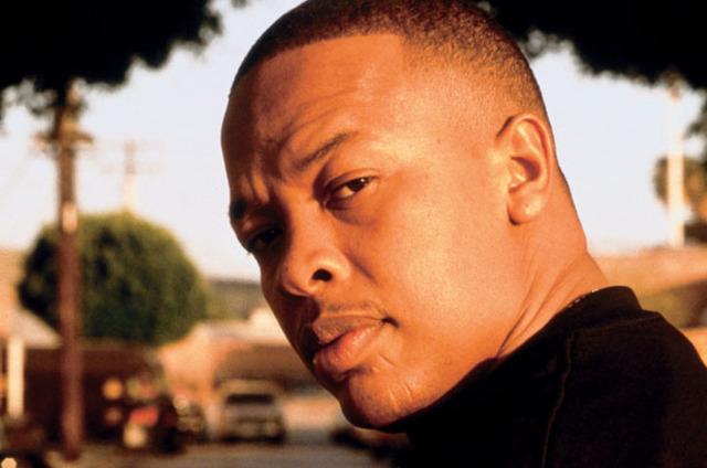 Eminem meets Dr. Dre