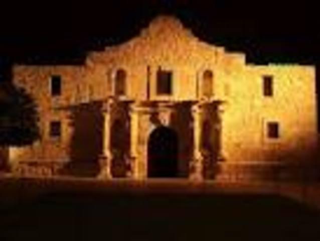 Video of Alamo