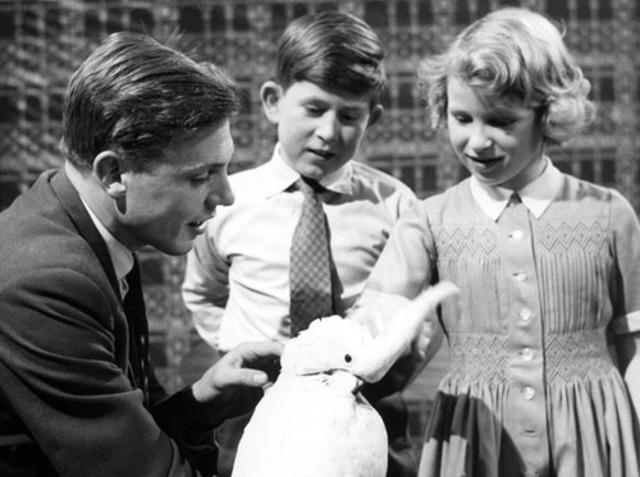 Me with Prince Charles & Princess Anne