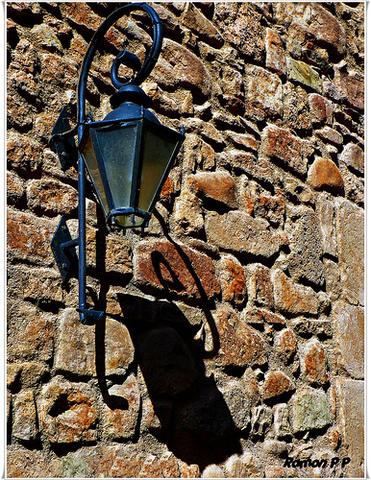 Luz de gas en las calles (Europa)