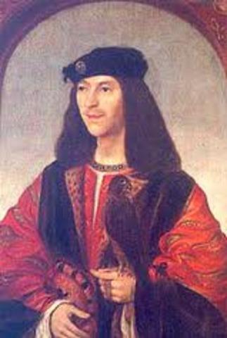 King James IV Marries