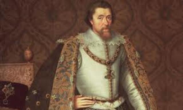 James VI Crowned King