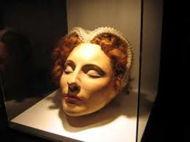 Mary Queen of Scots Tried and Beheaded
