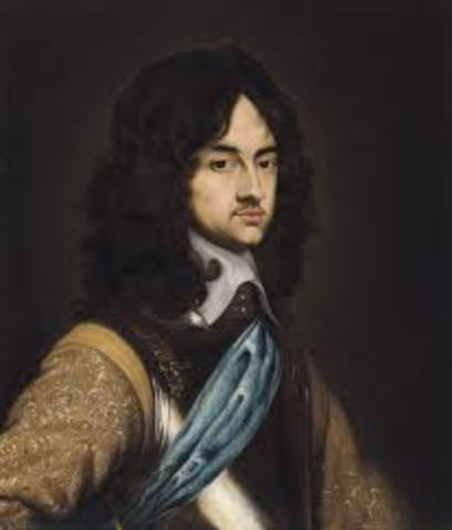 King Charles king of All