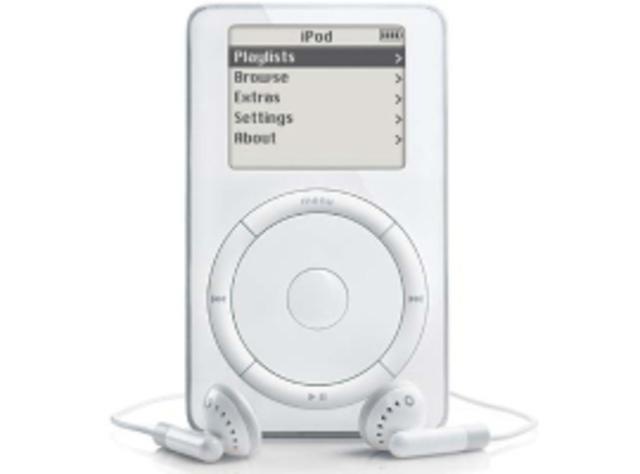 The 1st iPod