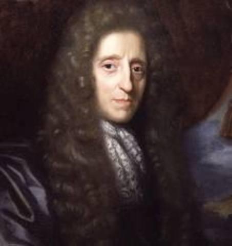 John Locke contributes to the constitution