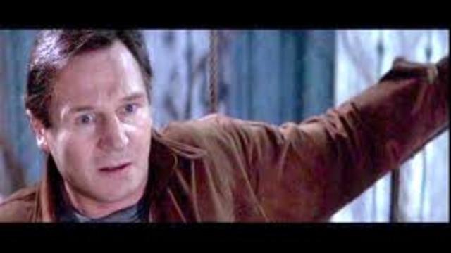 Neeson stars in The Haunting