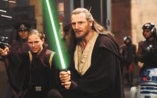 Liam starrs in the first Star Wars