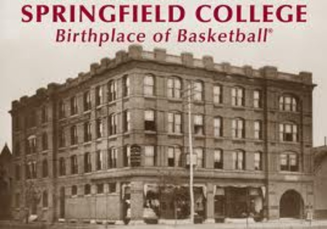Where Was Invented Basketball