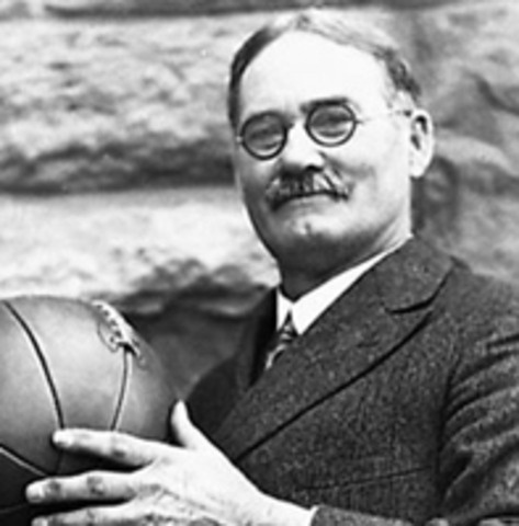 The Game of  Basketball was invented!