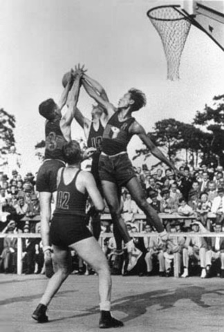 basketball olimpics