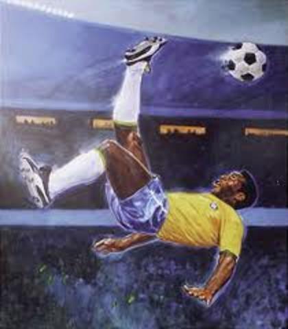 Pele the legend