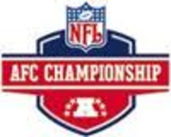 first AFC championshion game