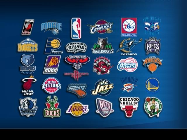 Teams in NBA today