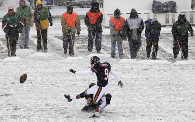 The Snow Game