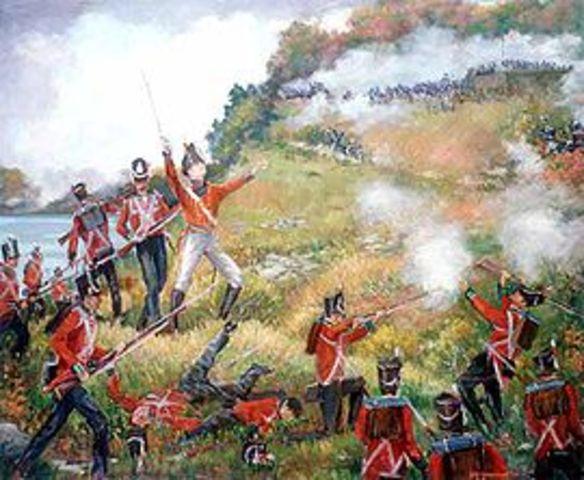 The Battle of Queenston Heights