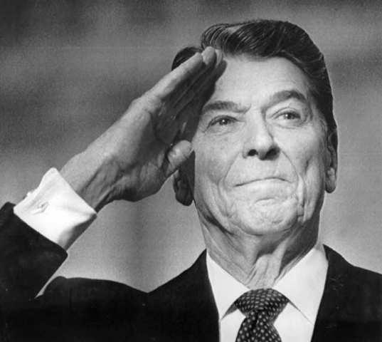 Regan Doctrine