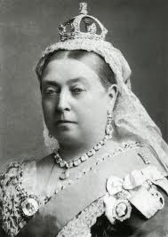 Death of Victoria