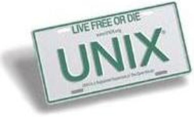 Primera versión de UNIX
