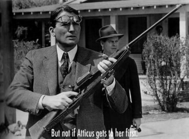 Atticus proves himself
