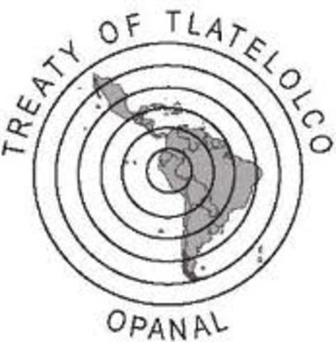 Treaty of Tlatelolco