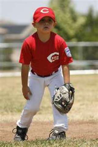 When I played my first sport