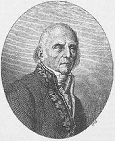 Jean-Baptiste Lamarck Publishes