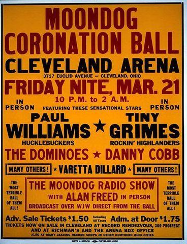 The Moondog Coronation Ball