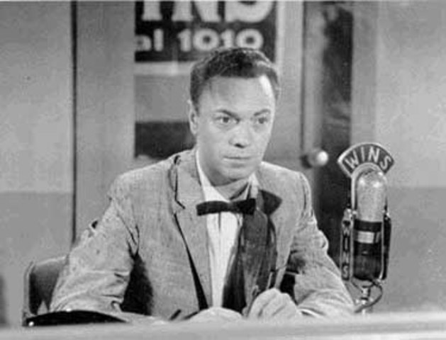 """Alan Freed invents the term """"Rock 'N' Roll"""""""