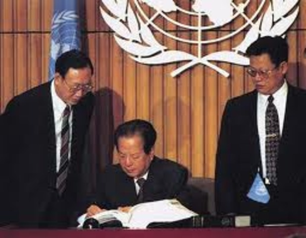 The CTBT Opens for Signature