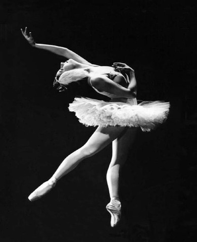 Ballet was performed for the first time.