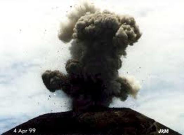 Krakatau - Indonesia