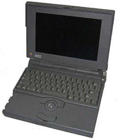 Macintosh Powerbook 140