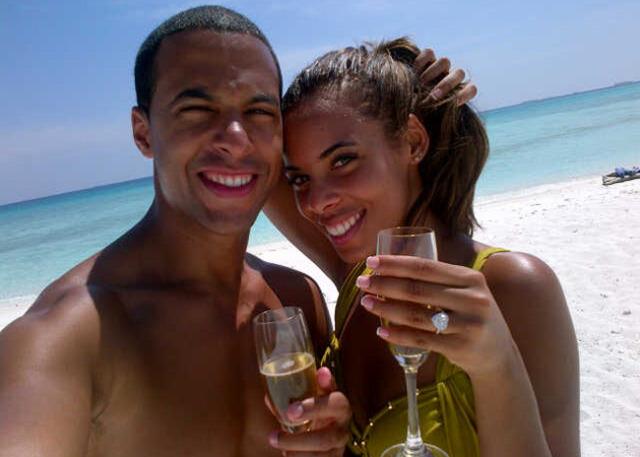 Mavin proposed to Rochelle!!!!