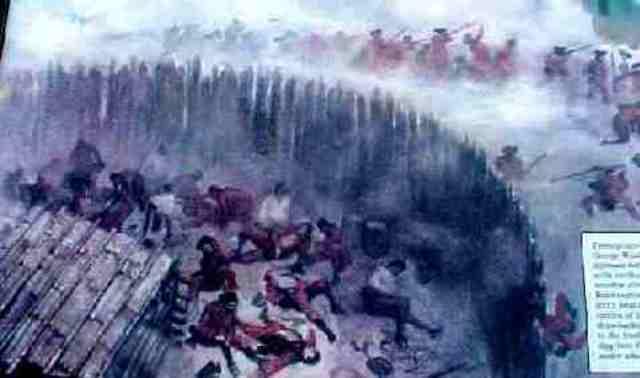 Fort Necessity attack
