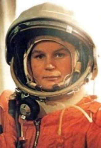 First Women In Space!
