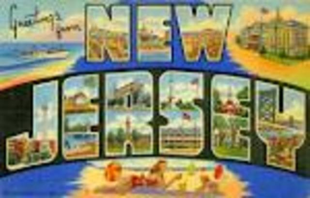 Moved to New Jersey