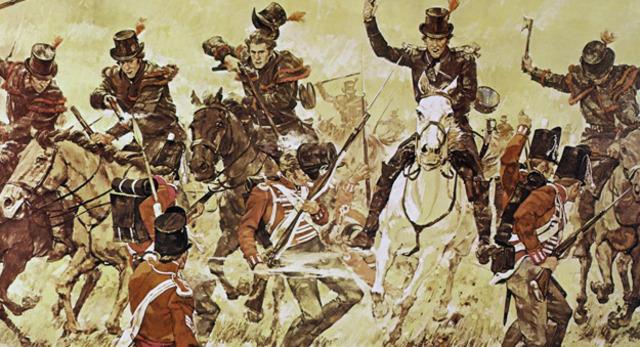 The Battle of Raisin River