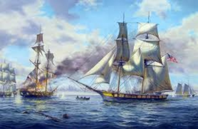 The Battle of Lake Erie