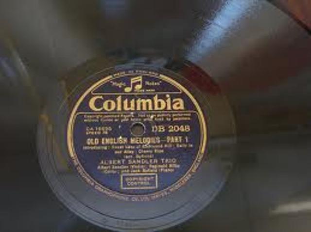 78 rpm disc