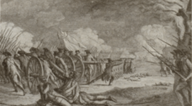 Battles Of Lexington and Concord timeline