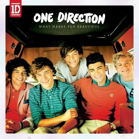 One Directions first album ' What Make You Beautiful '