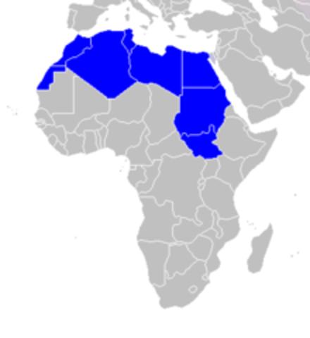 Vandaalid rajasid Põhja-Aafrikas oma riigi.