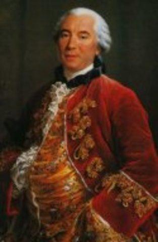 The French mathematician and naturalist, Comte de Buffon