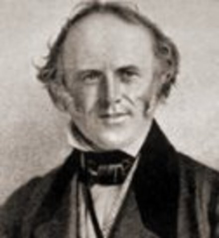 The English Lawyer and Geologist, Charles Lyell